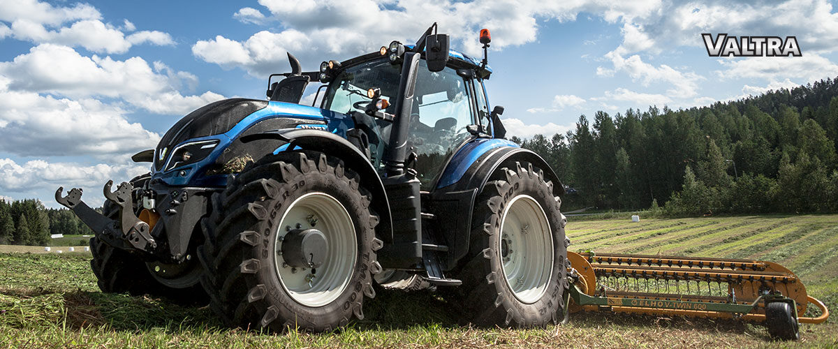 Valtra Tractors for Sale